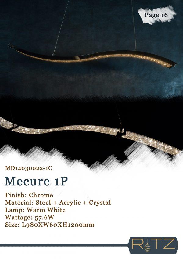 16-MECURE 1P