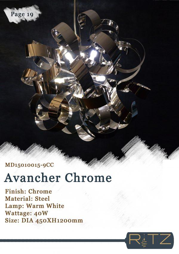 19-AVANCHER CHROME
