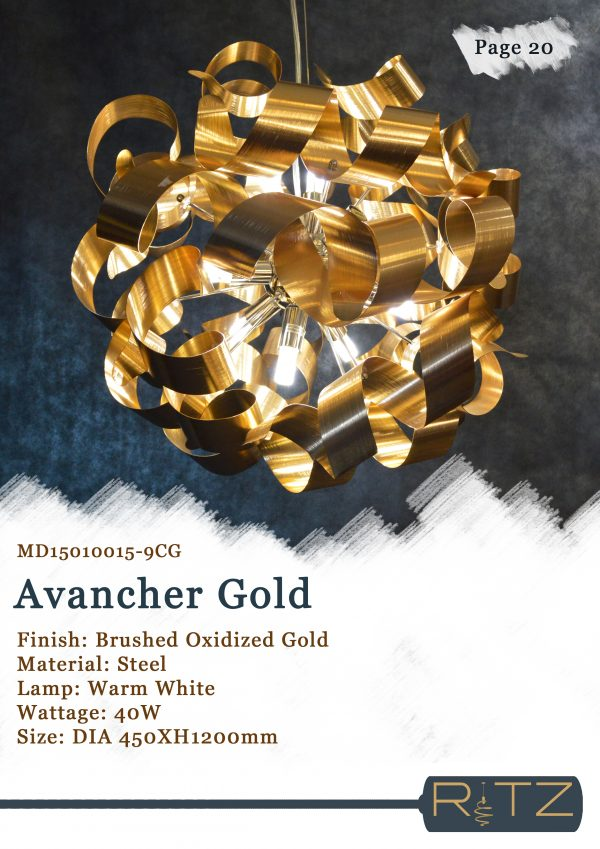 20-AVANCHER GOLD