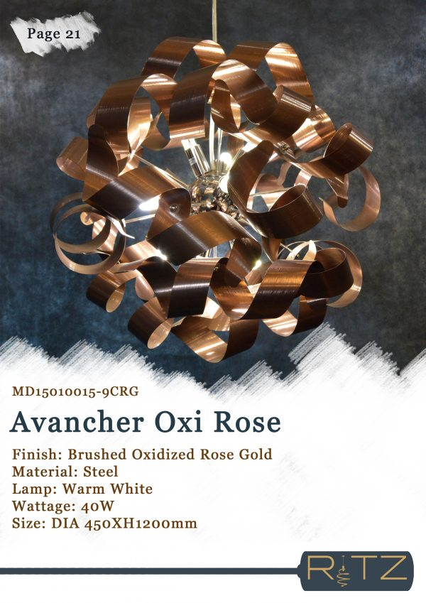 21-AVANCHER OXI ROSE