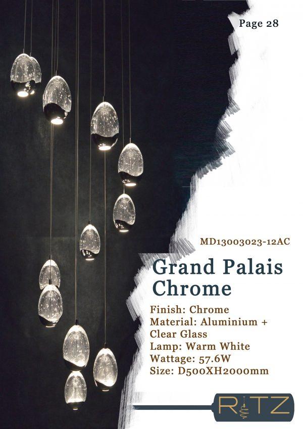 28-GRAND PALAIS CHROME