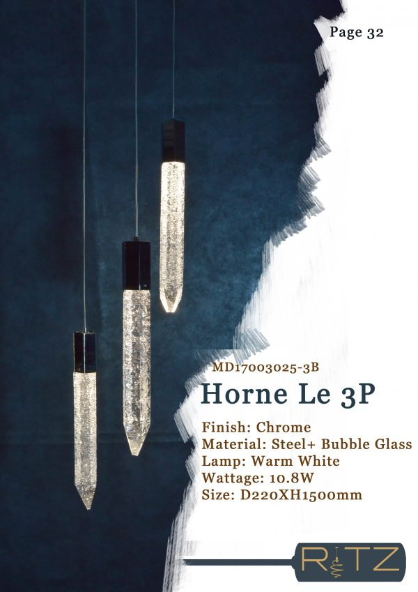 32-HORNE LE 3P