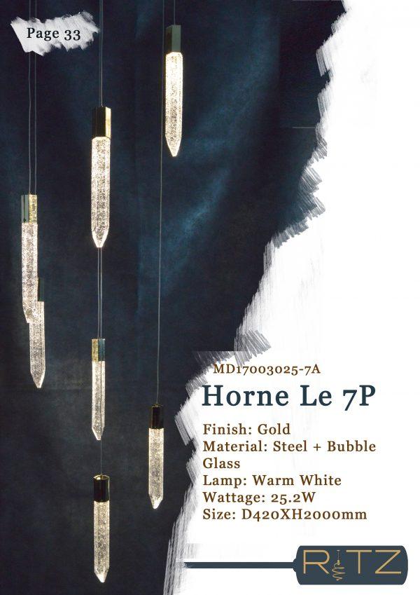 33-HORNE LE 7P