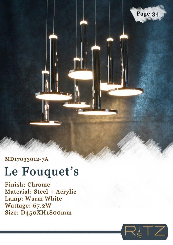 34-LE FOUQUET'S