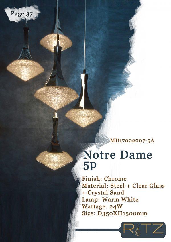 37-NOTRE DAME 5P