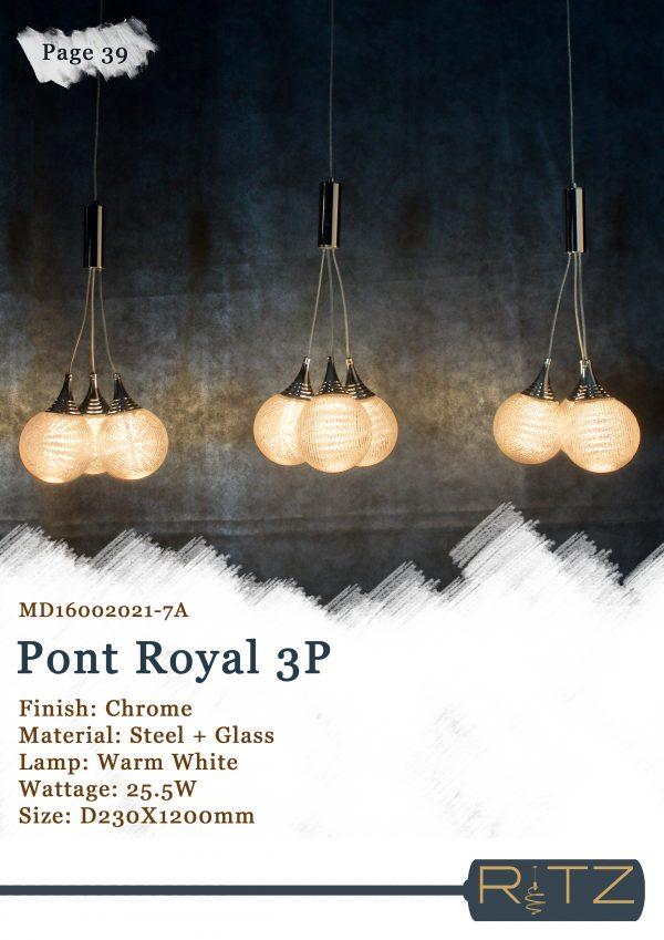 39-PONT ROYAL3P