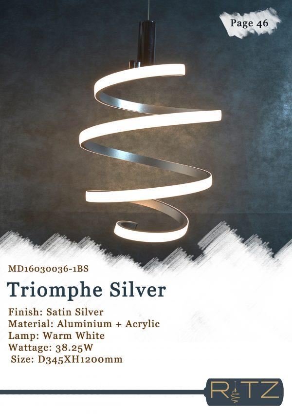 46-TRIOMPHE SILVER