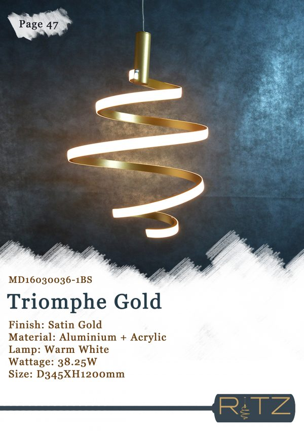 47-TRIOMPHE GOLD