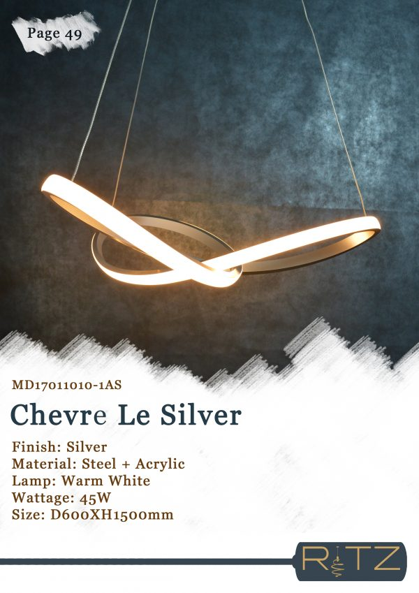 49-CHEVRE LE SILVER