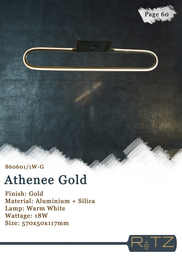 60-ATHENEE GOLD