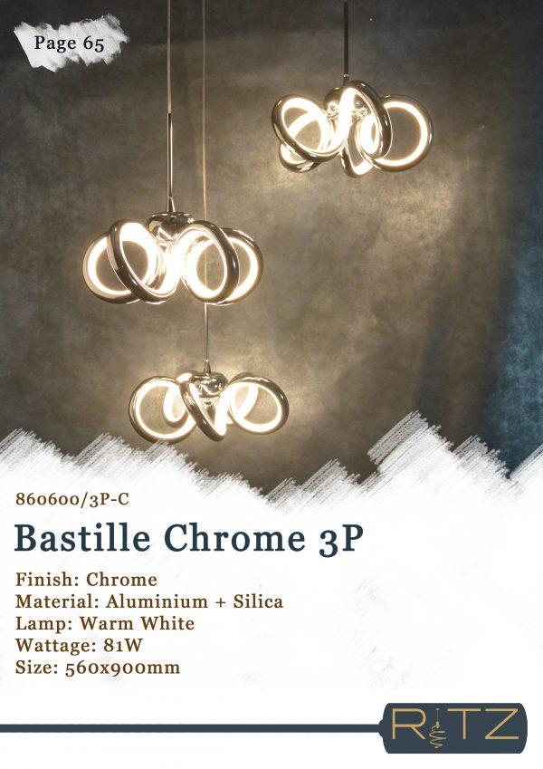 65-BASTILLE CHROME 3P
