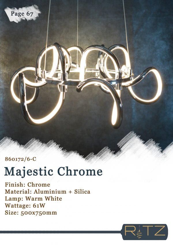 67-MAJESTIC CHROME