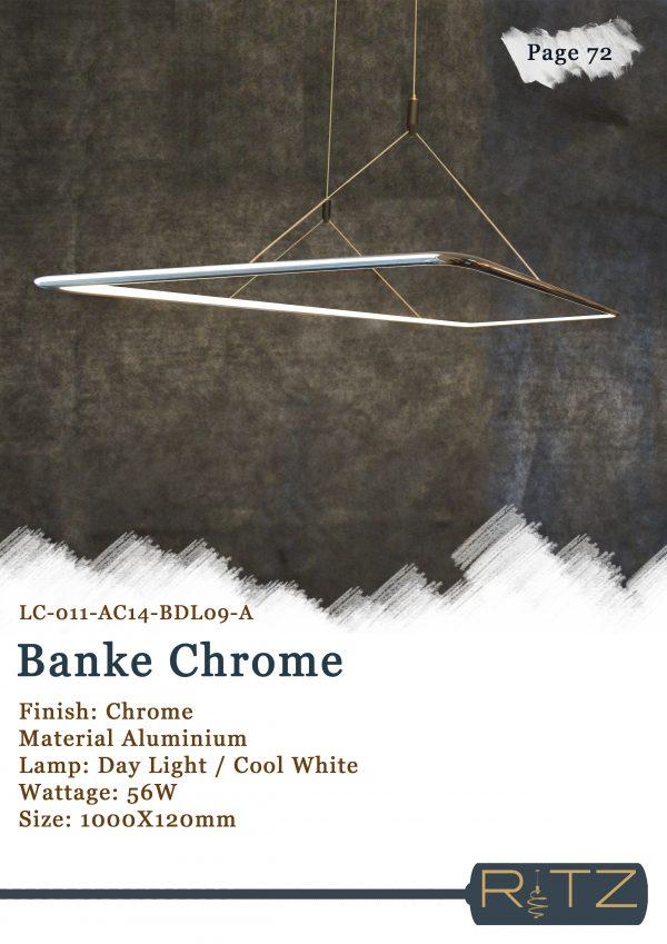 72-BANKE CHROME