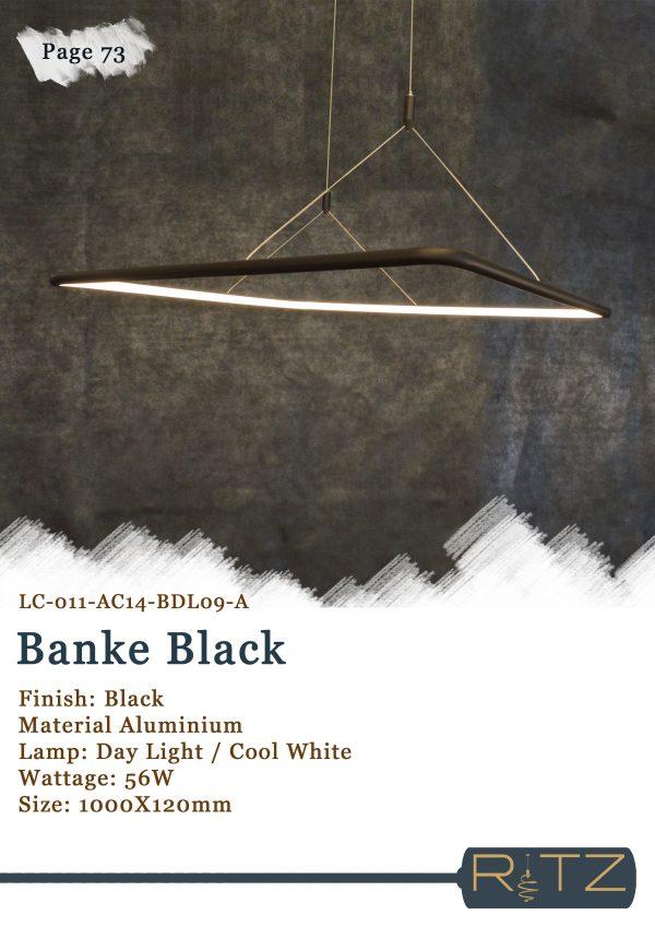 73-BANKE BLACK