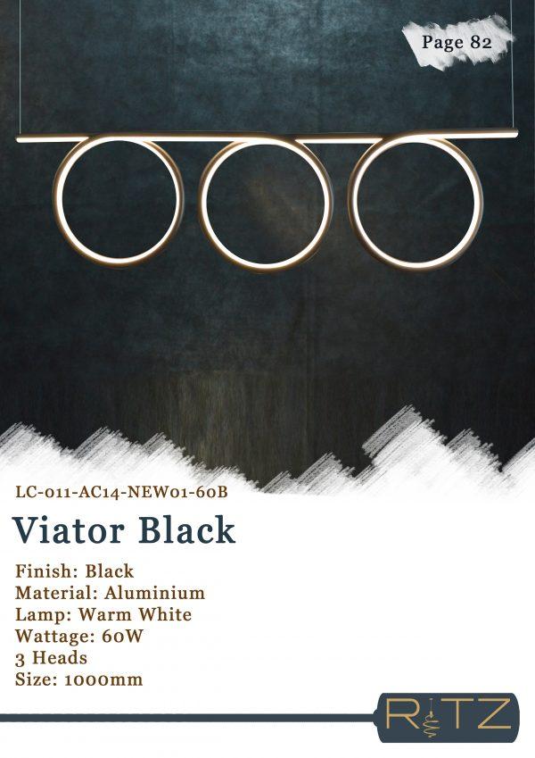 82-VIATOR BLACK