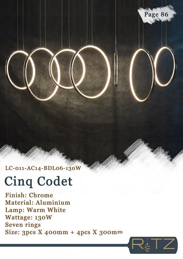 86-CINQ CODET